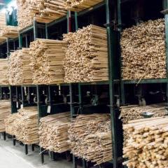 lumber-storage
